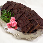 Chocolate and Coconut Fudge Slice - Gluten Free.jpg
