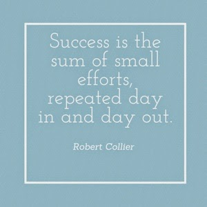 motivational quote about success posted by Cordier Events