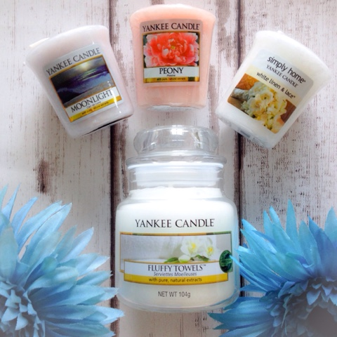 Yankee Candle Haul
