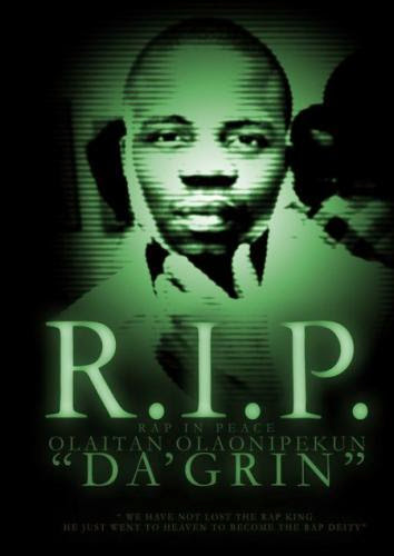 Four Years Remembering Dagrin His Life Death And Legacy