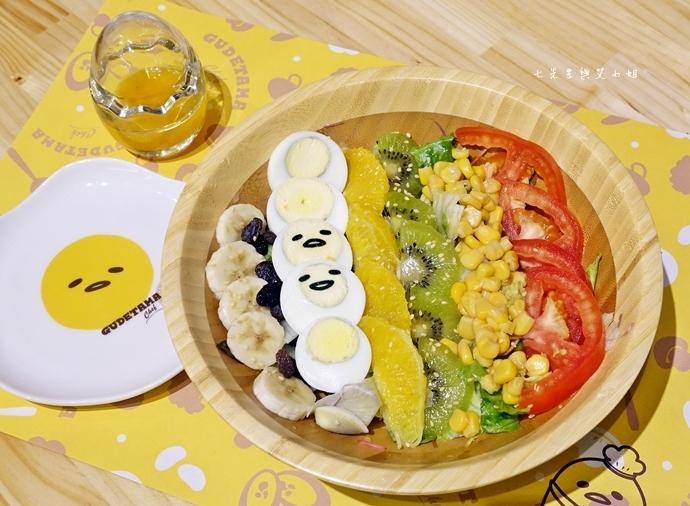 25 Gudetama Chef 蛋黃哥五星主廚餐廳 台北東區美食