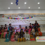 Ganesh Chaturthi Celebrated by Jr.KG Section at Witty World, Chikoowadi (2017-18)