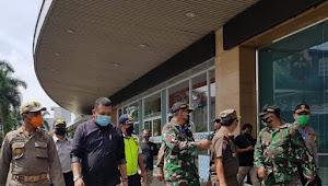 """Minggu Depan Bakal Diberlakukan """"New Normal"""" Ketua DPRD Karawang Meninjau Mall"""