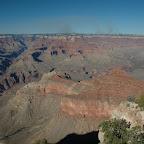 De canyon is 443 km lang,