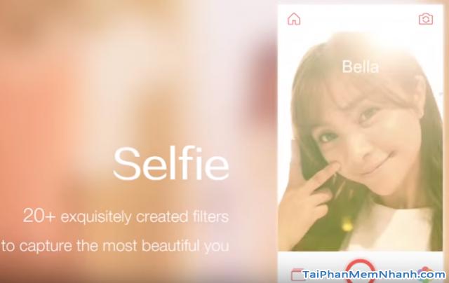 Tìm hiểu chức năng của Camera360 Ultimate trên Android