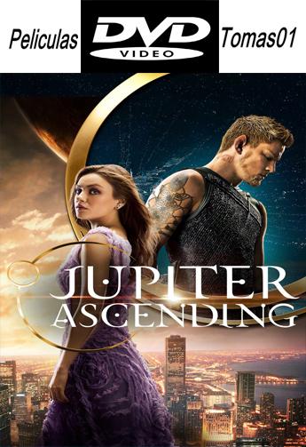 El Destino de Júpiter (Jupiter Ascending) (2015) DVDRip