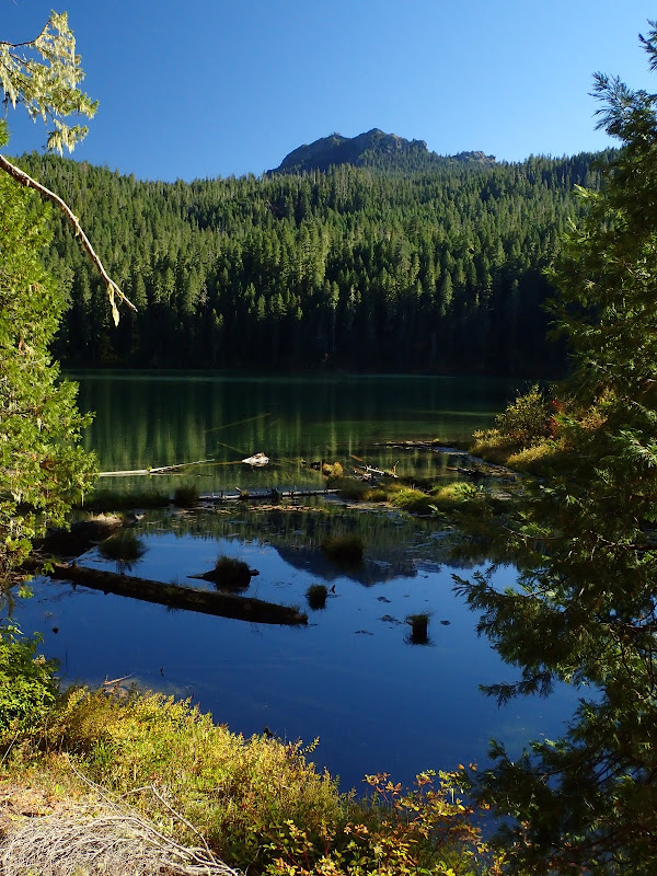 Fish Lake Rogue-Umpqua Divide Wilderness Oregon