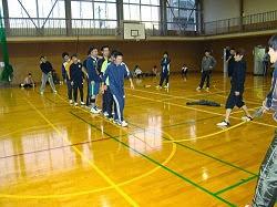 鳥取県西部地区青年経済団体連絡協議会 スポーツ交流会