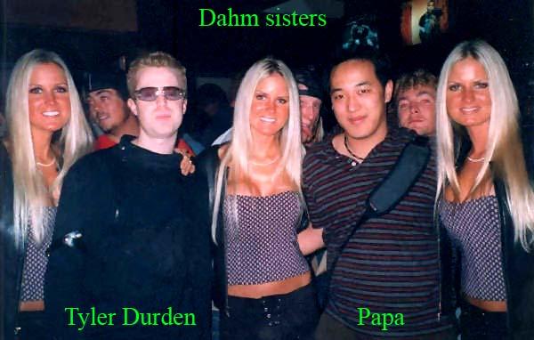 Pick Up Artists Tyler Durden Papa Al11, Papa