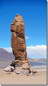Pedra do Indio, SAlar de Tara, Atacama