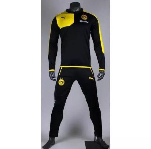 VENDO  Chandals y ropa de entrenamiento de equipos de futbol 2016 fae8cb4e16747