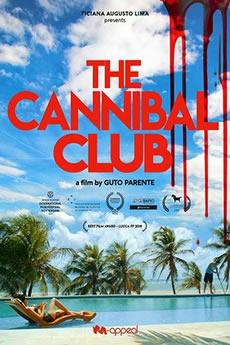 Capa O Clube dos Canibais (2019) Dublado Torrent