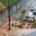 João Pessoa: barreira cede devido chuvas e interdita parte da Avenida Epitácio Pessoa