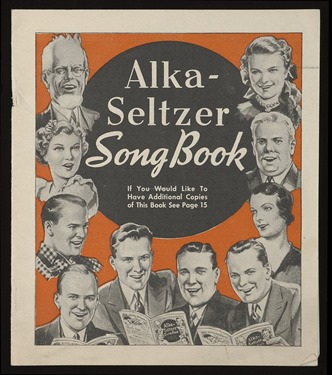 Alka-Seltzer_Song_Book
