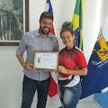 Prefeito de Gandu Leonardo Cardoso se reúne com diretoria da Fanjuca e anuncia mais apoio para este ano de 2018.