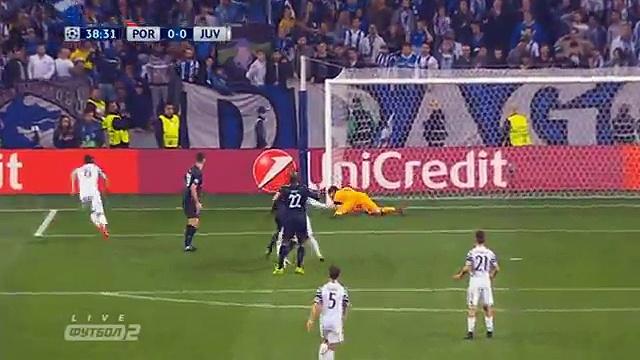 Fc Porto vs Juventus Champions League Match Highlight