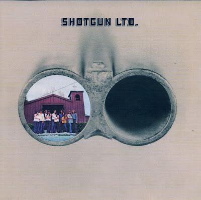 Shotgun Ltd ~ 1971 ~ Shotgun Ltd.