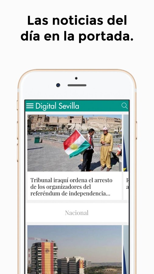 Digital Sevilla - Noticias- screenshot
