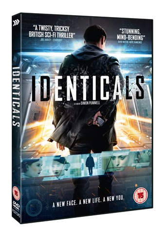 Identicals DVD packshot
