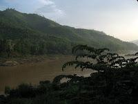 Views from Pak Beng Guesthouse