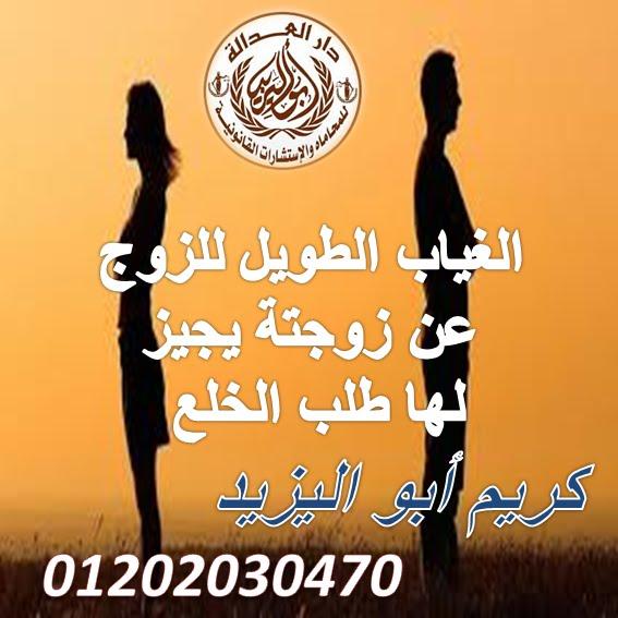 اشهر محامي خلع   (كريم ابو اليزيد)   01202030470  101