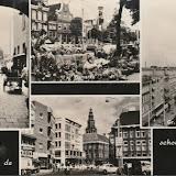 Ansichtkaarten ( meerluik kaarten ) Groeten uit ..... Stad Groningen.