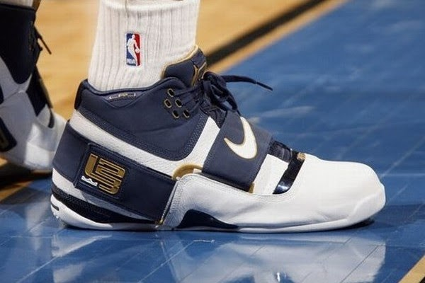 8273008baead Nike LeBron Soldier  25 Straight  Retro Drops on May 31st