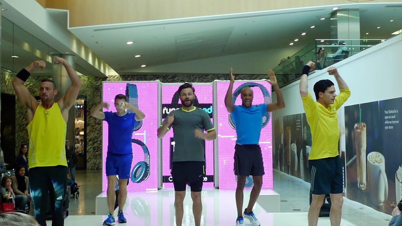 Runner's Need Men's Fashion