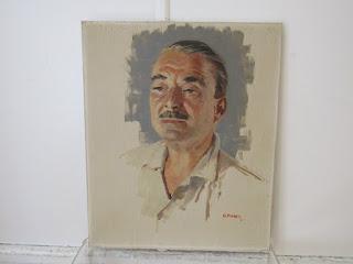 Grimes Portrait of a Man 1961