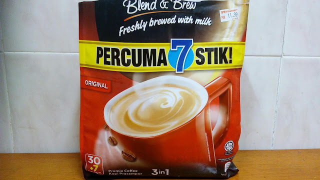 Minuman Nescafe 3in1