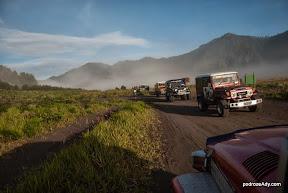 W drodze na Penanjakan