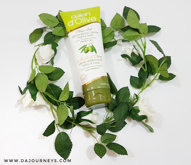 Dalan d'Olive Hand & Body Cream review
