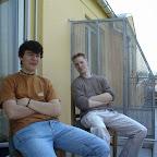 25.04.2003 Ankunft in Neuburg a.d. Donau