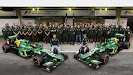 The Caterham F1 Team