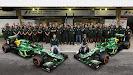 The Caterham F1 Team