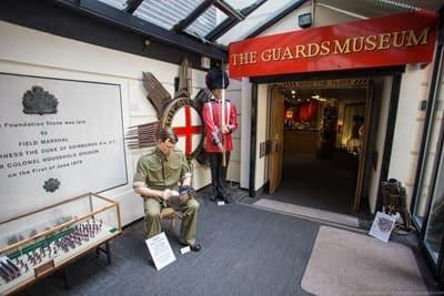 Guards Museum London