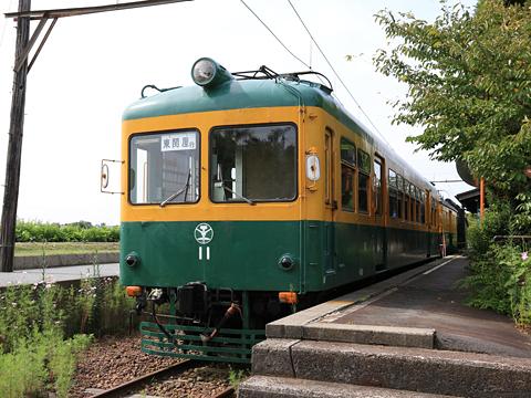 新潟交通電車線 モハ11形 その2