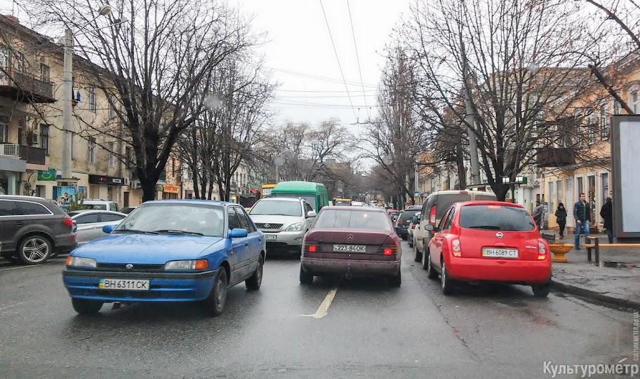 20160112_140415_1 В Одессе снова бардак (ФОТО)