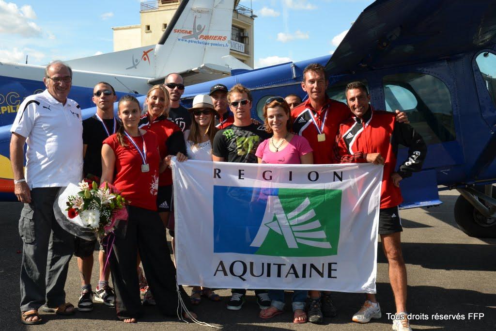 Championnat de France 2012 - Vichy