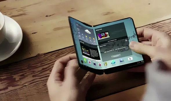تصميم Galaxy X يظهر من خلال براءة إختراع والكشف عن السعر المتوقع له