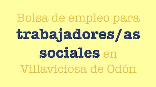 Bolsa de empleo para trabajadores/as y educadores/as sociales