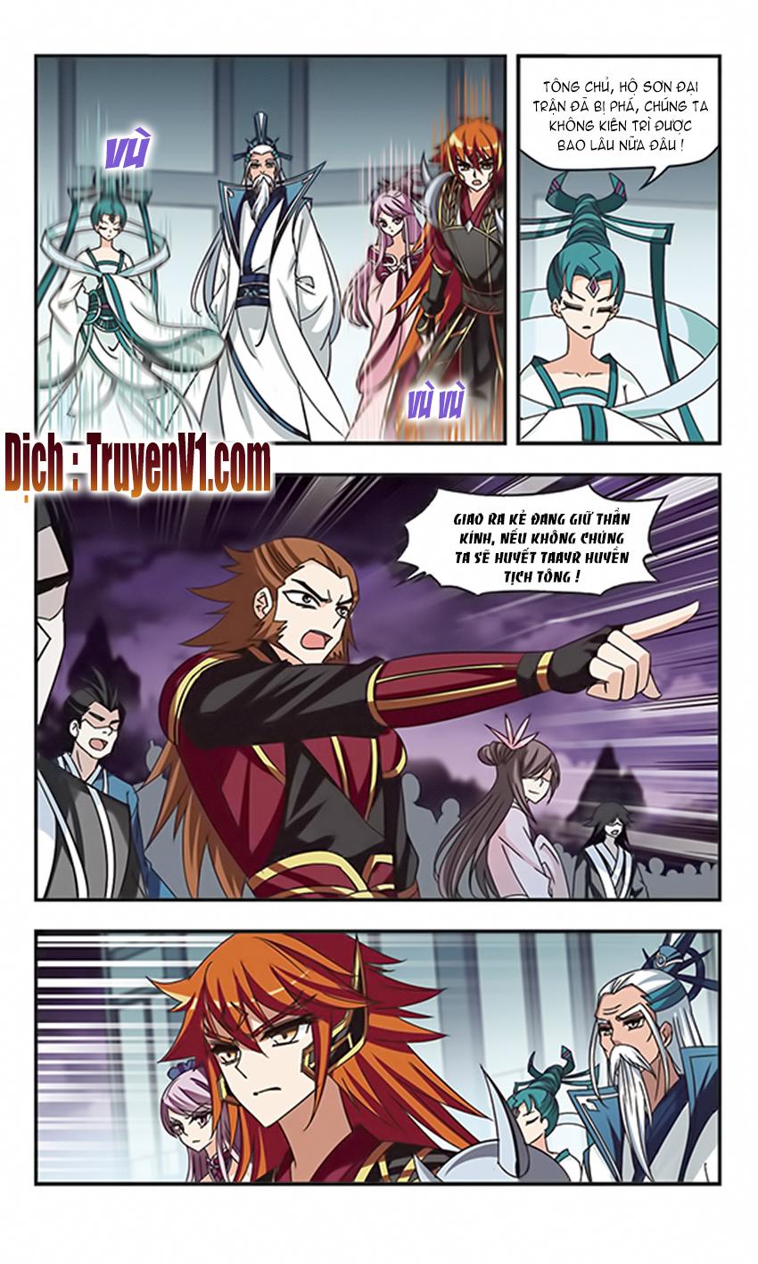 Phong Khơi Thương Lam Chap 83 - Trang 4