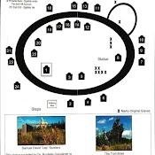 Boot Hill Walking Map