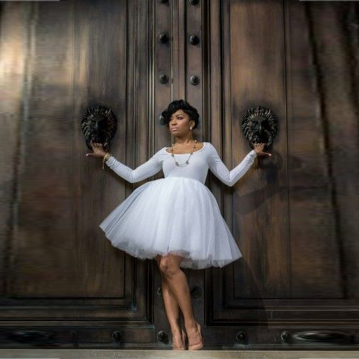 BEAUTIFUL COLLECTION OF TULLE DRESS AND SKIRTS FOR AFRICAN WOMEN 7
