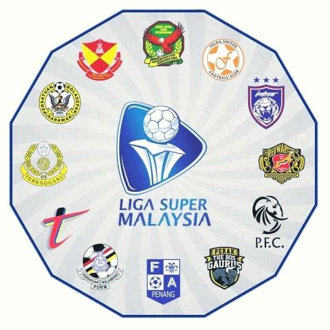 Liga Super 2016 - Jadual, Keputusan dan Carta Kedudukan