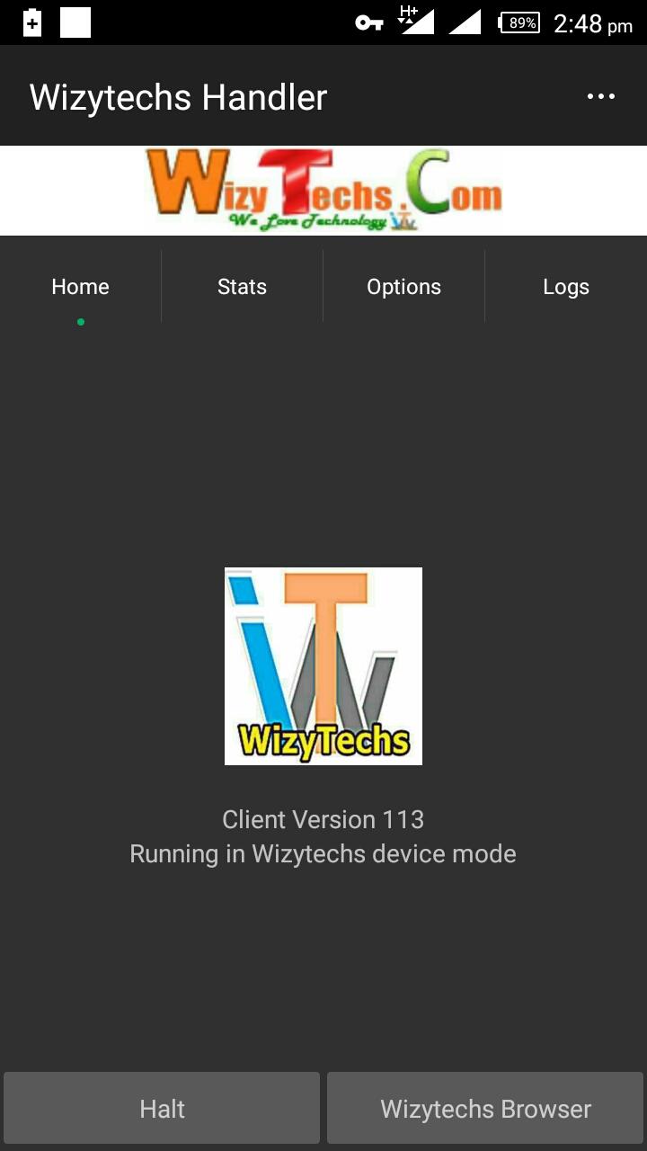 Download WizyTechs Handler VPN Apk For Free Browsing