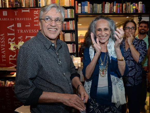 Caetano Veloso e Maria Bethania