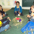 Making Nest WKSN (Nursery) 09/12/2015