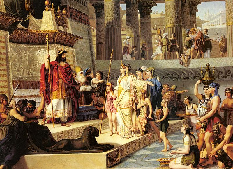 King Solomon Sheba Demin, King Solomon