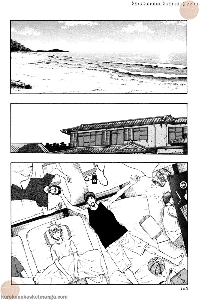 Kuroko no Basket Manga Chapter 60 - Image 600/2